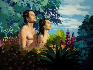 Adam and Eve1
