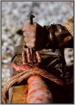 Nail pierced hands1