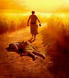 Abel Slain by Cain