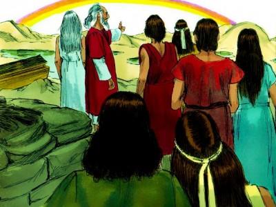 Noah's Rainbow
