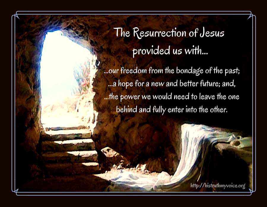 The Benefits of the Resurrection