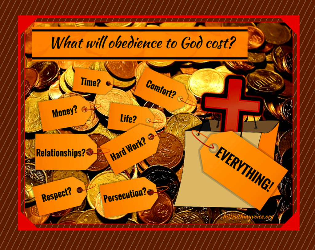 The High Cost of Obedience