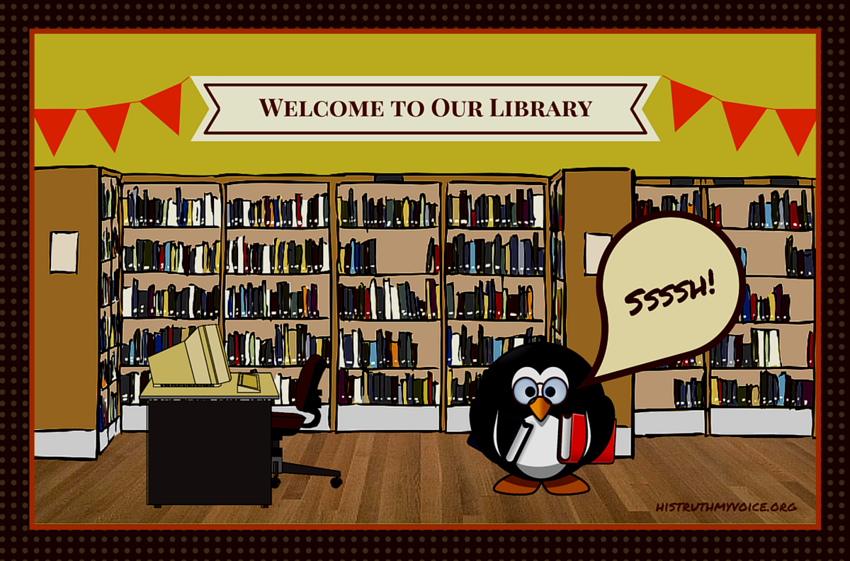 Welcome to the Library