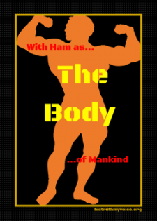 Ham as the Body of Mankind