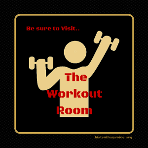 Welcome to the Workout Room