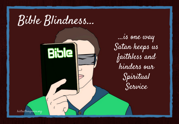 Bible Blindness