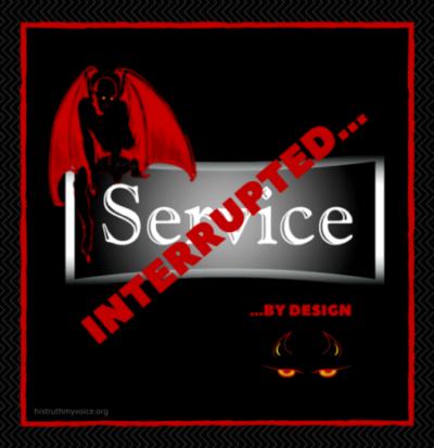 Service Interrupted