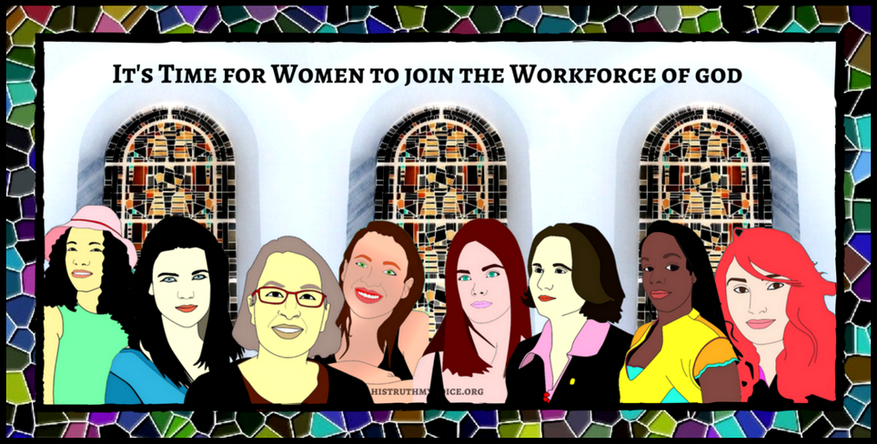 Women in the Workforce of God