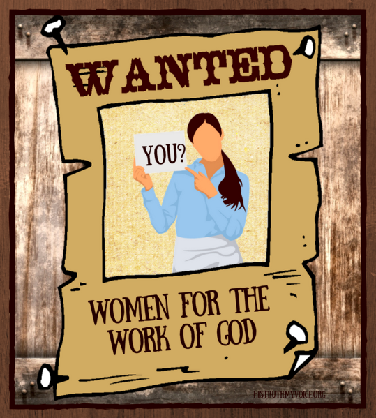 Women Wanted
