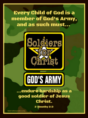 Soldiers for Christ
