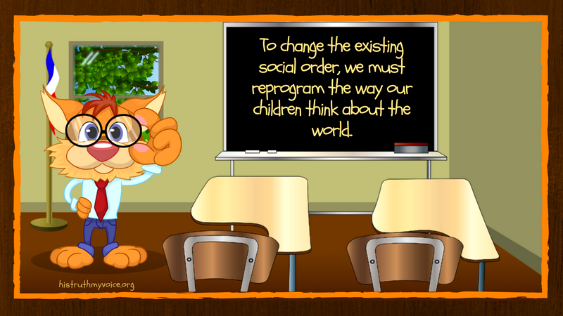 Changing the World Order Through Education