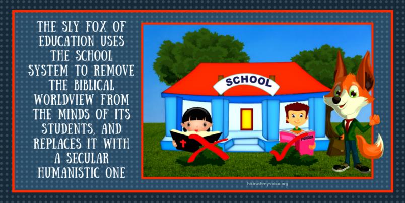 Education: A Pillar of Satan's Cultural Landscape