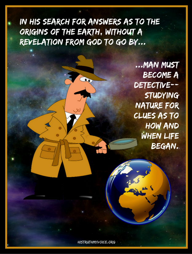 Man is Clueless Apart from Revelation