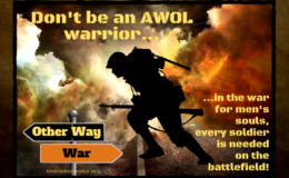 Spiritual Warfare:  Gearing Up for Battle