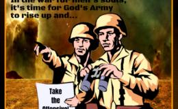 Spiritual Warfare:  Taking the Offensive