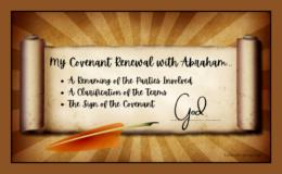 Abraham:  Called to Renewal