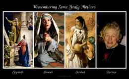 Remembering Some Godly Mothers